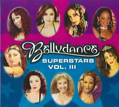 BELLYDANCE SUPERSTARS III (CD)