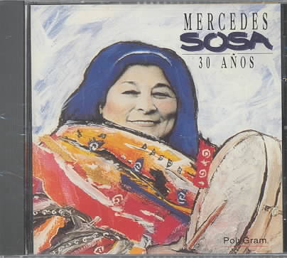 30 ANOS BY SOSA,MERCEDES (CD)