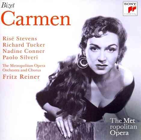 BIZET:CARMEN BY REINER,FRITZ (CD)